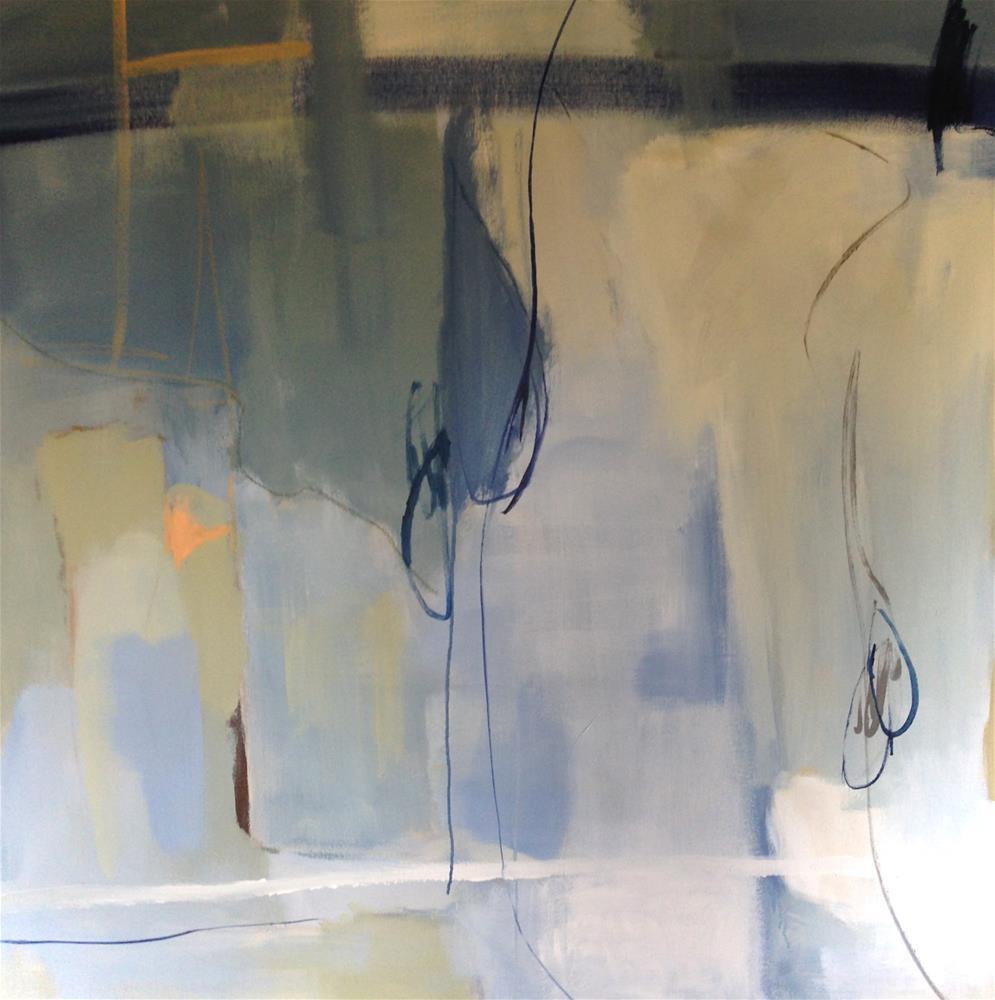 """""""Loosen Up"""" original fine art by Pamela Munger"""
