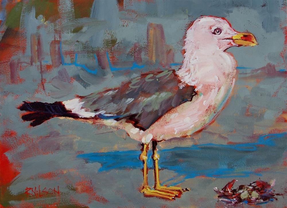 """Opportunity"" original fine art by Rick Nilson"