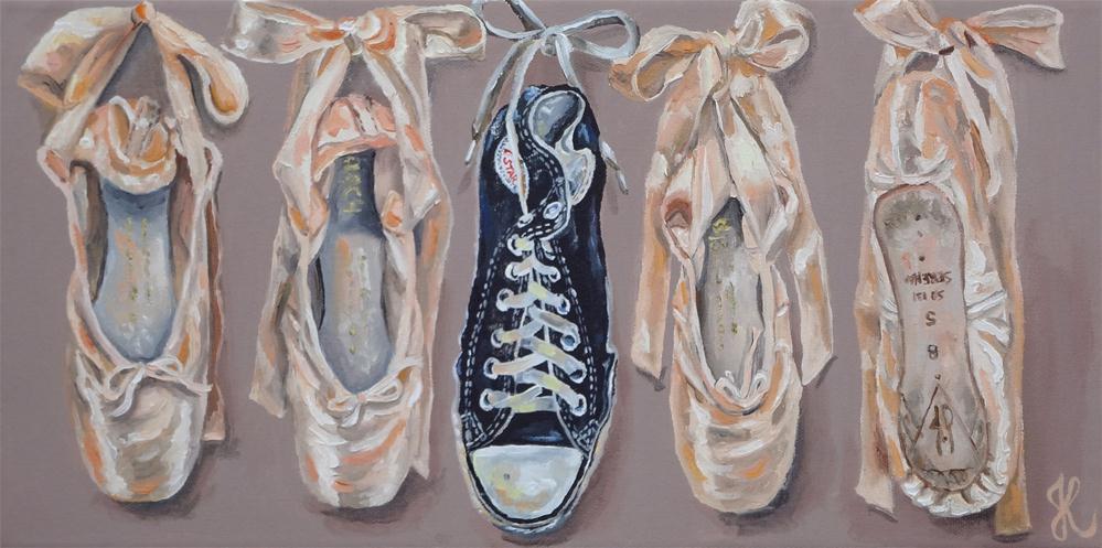 """Casanova"" original fine art by Jacinthe Rivard"
