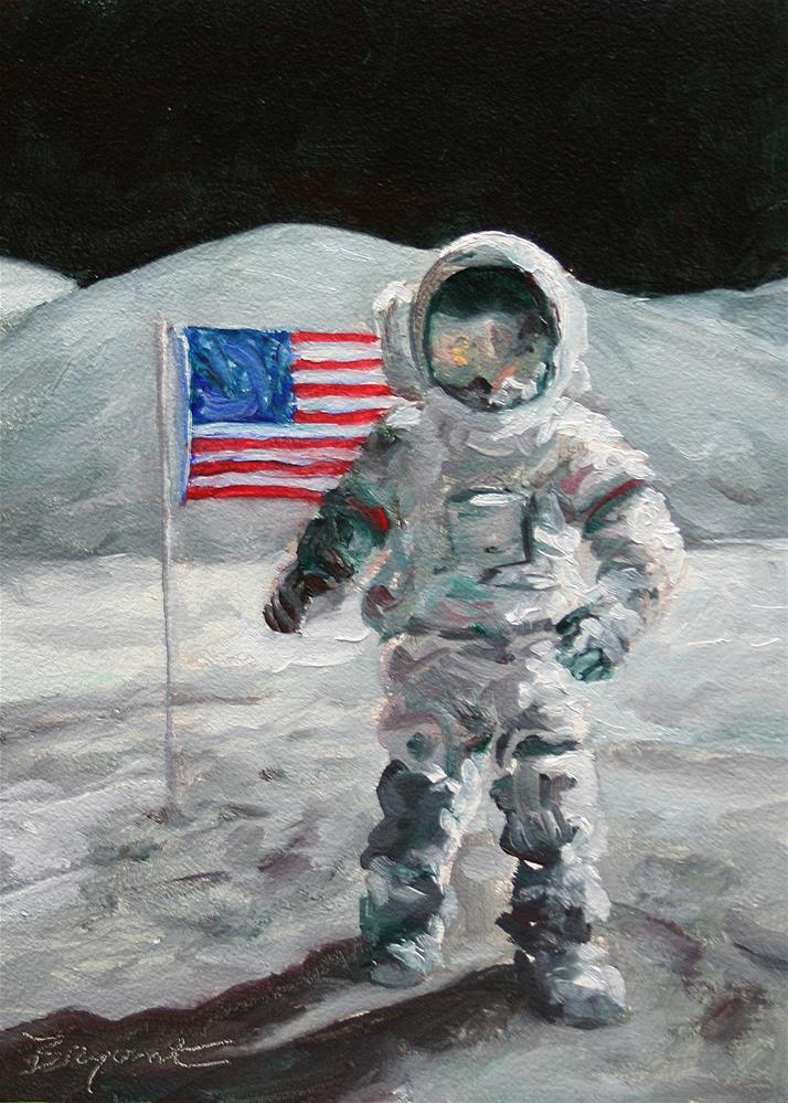 """American Legacy"" original fine art by Debra Bryant"