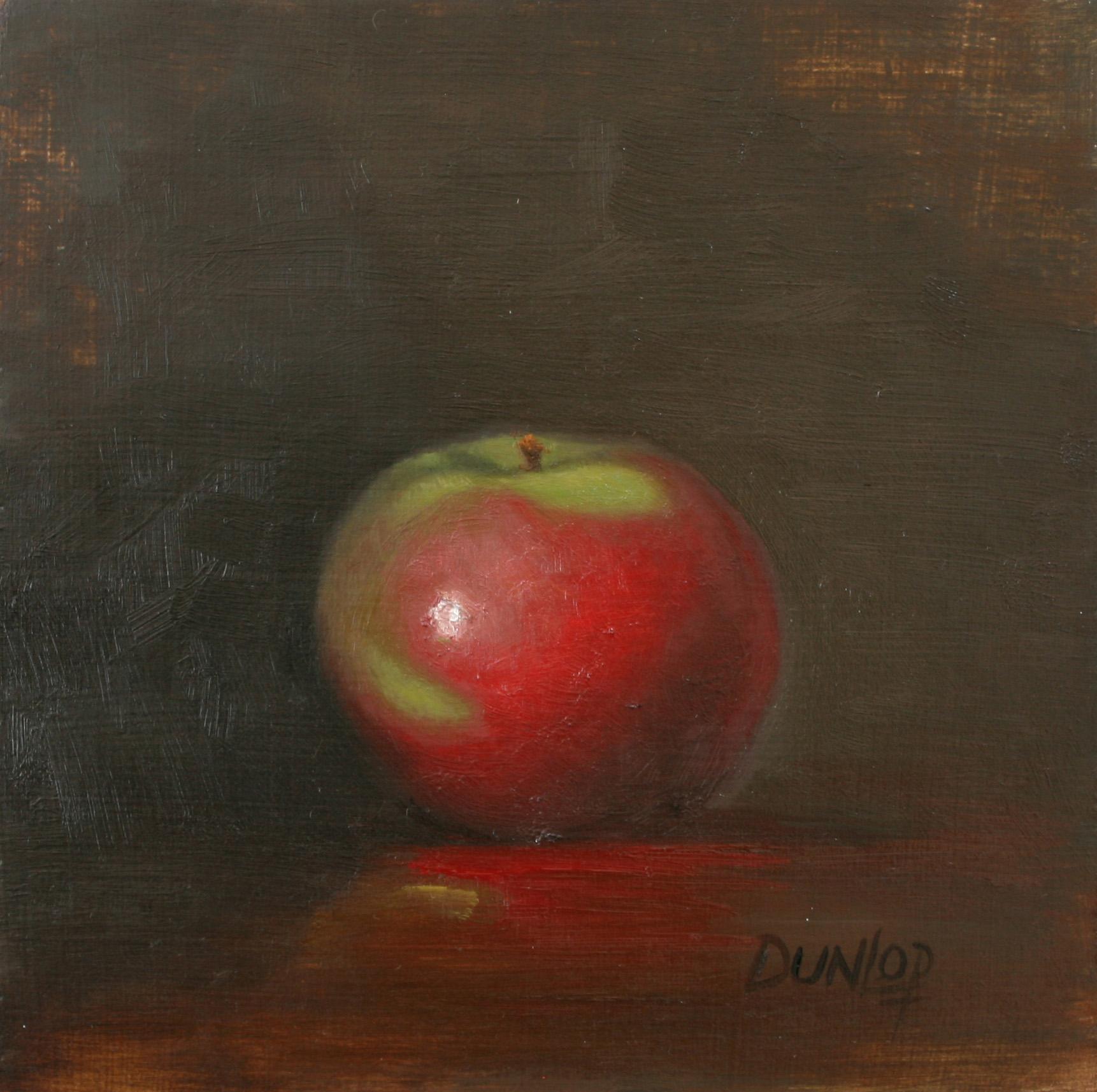 """Mac"" original fine art by Bobbi Dunlop"