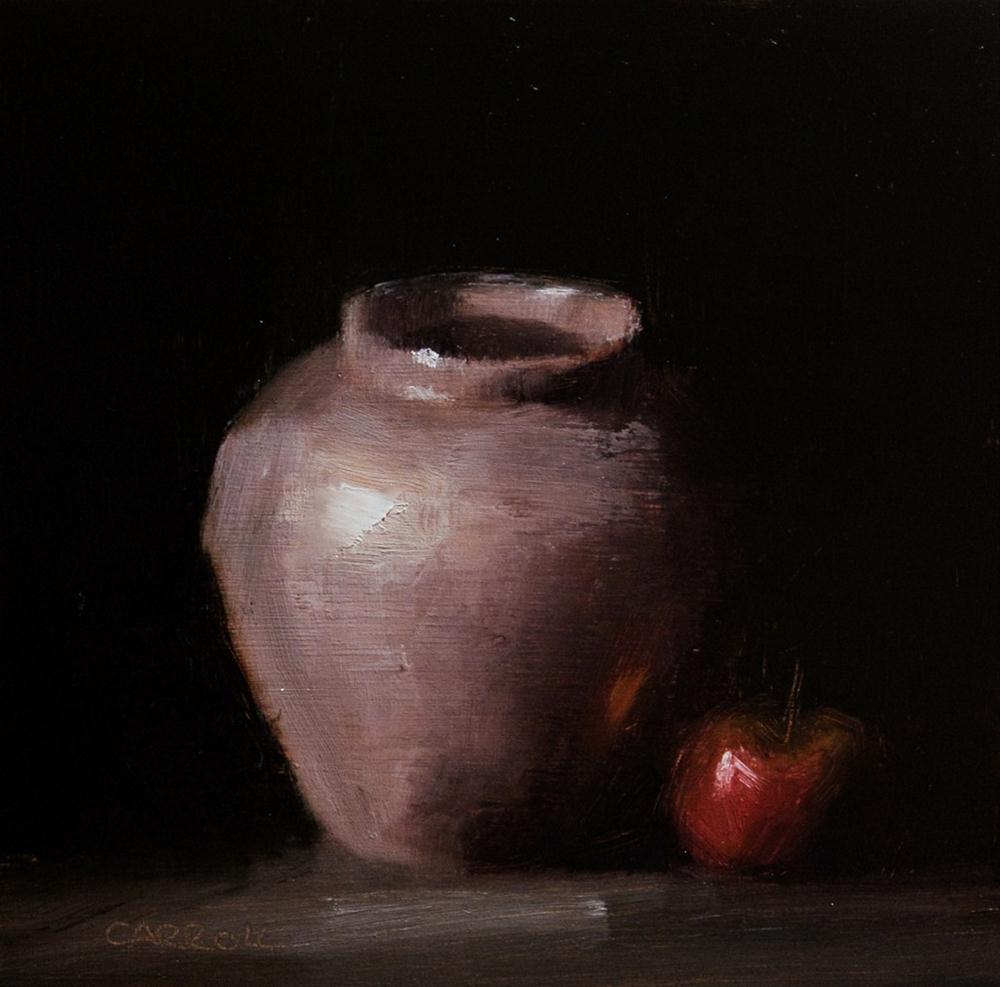 """Jar"" original fine art by Neil Carroll"