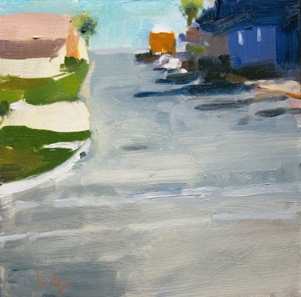"""Skyline Drive"" original fine art by Randall Cogburn"