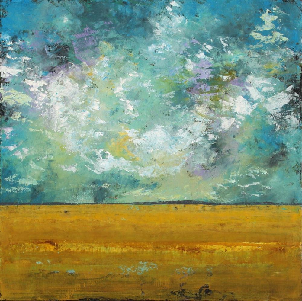 """""""Turbulence"""" original fine art by Sage Mountain"""