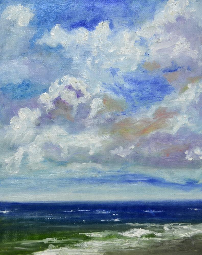 """""""Myrtle Beach"""" original fine art by Sun Sohovich"""