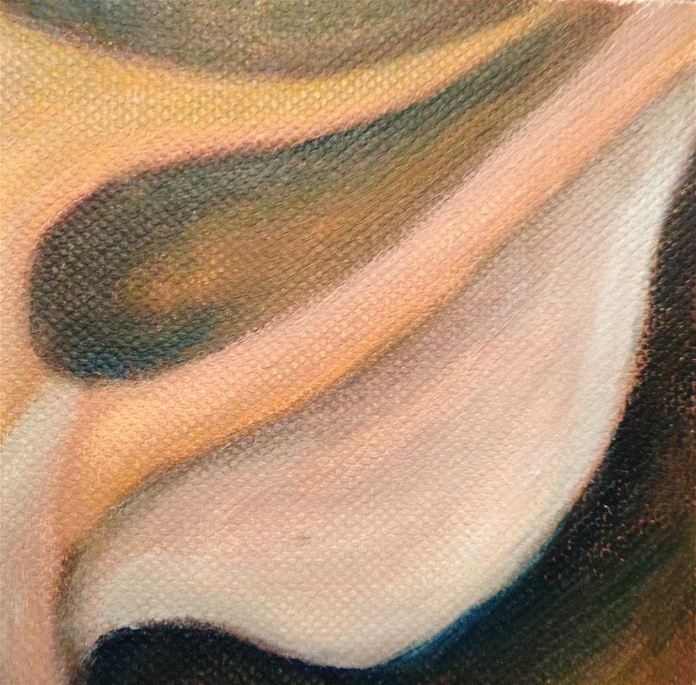 """""""Angel"""" original fine art by Giovanni Antunez"""