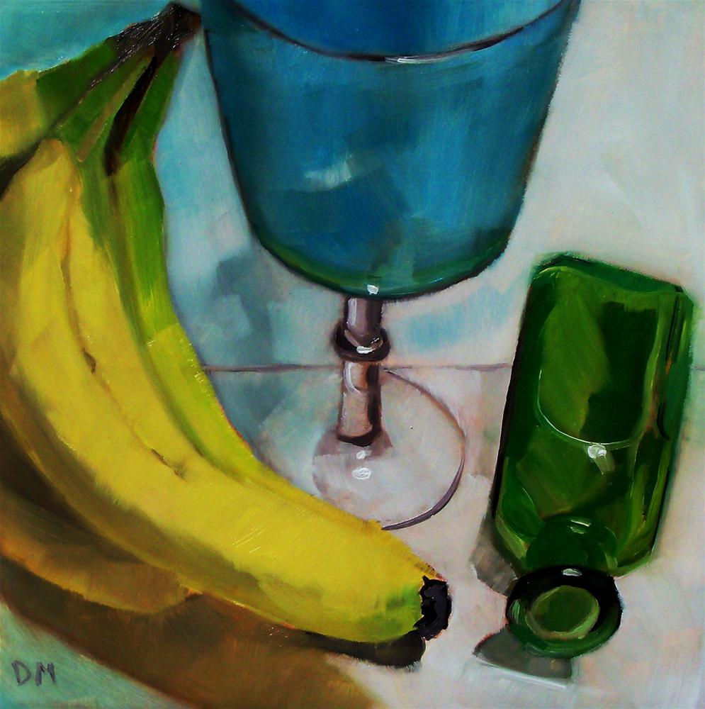 Analgous life original fine art by Darlene Mowatt