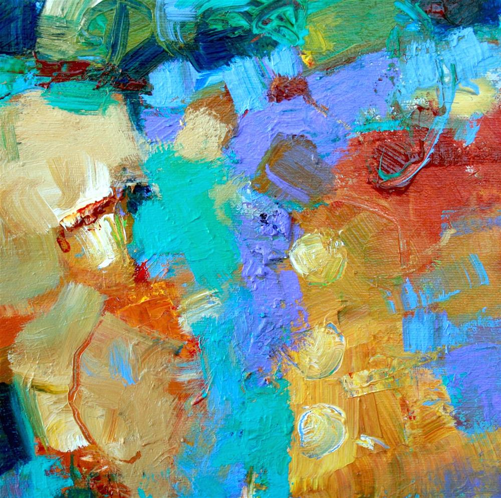 """Vista"" original fine art by Elizabeth Chapman"