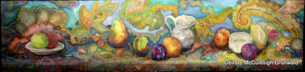 """Cornucopia (Series)"" original fine art by Deirdre McCullough Grunwald"