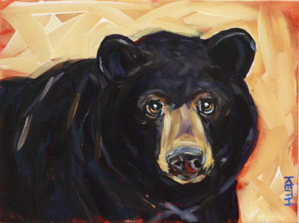 """Amelia"" original fine art by Kandice Keith"