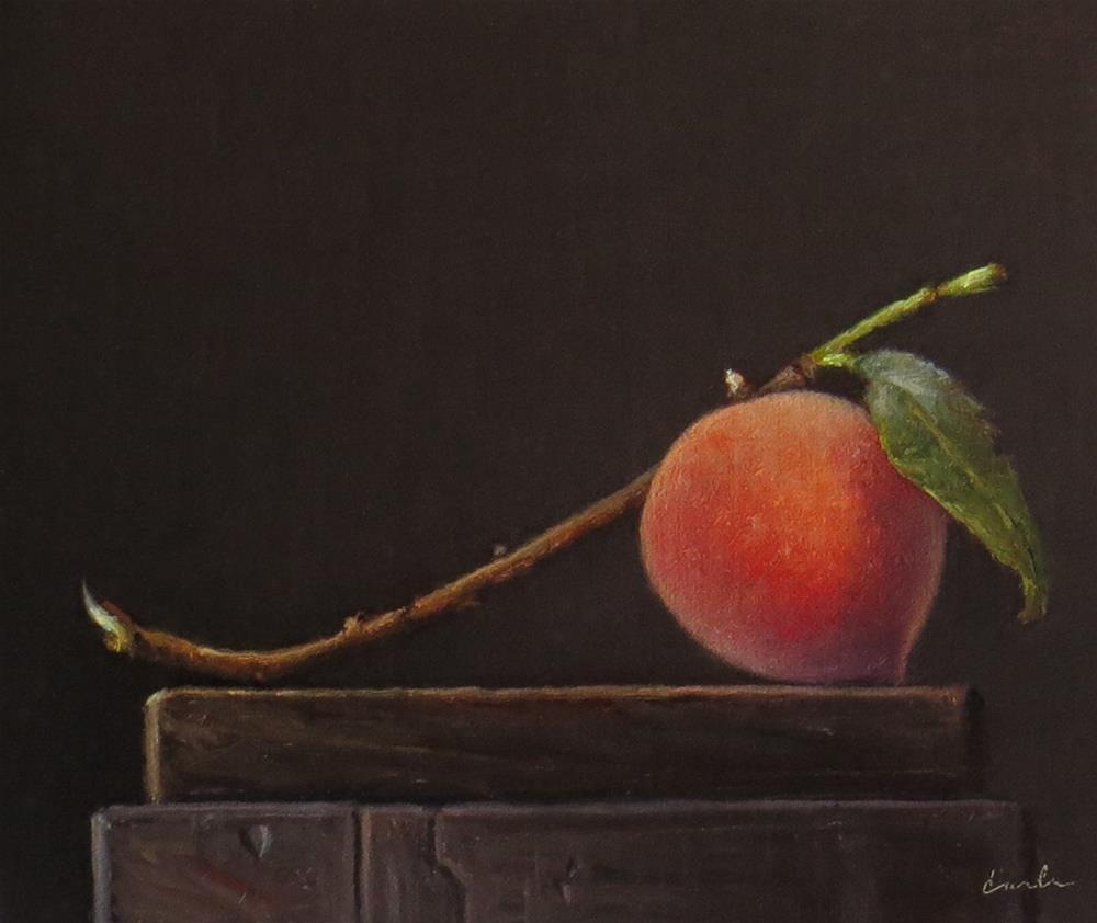 """Balance"" original fine art by Darla McDowell"