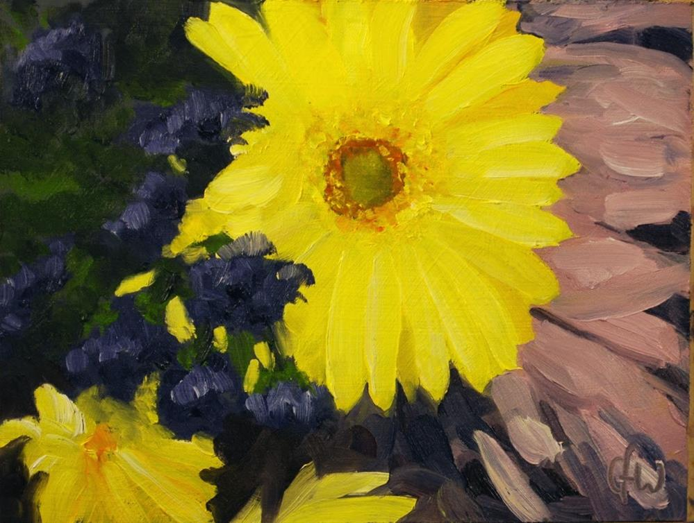 """Mothers Day Flowers"" original fine art by Gary Westlake"