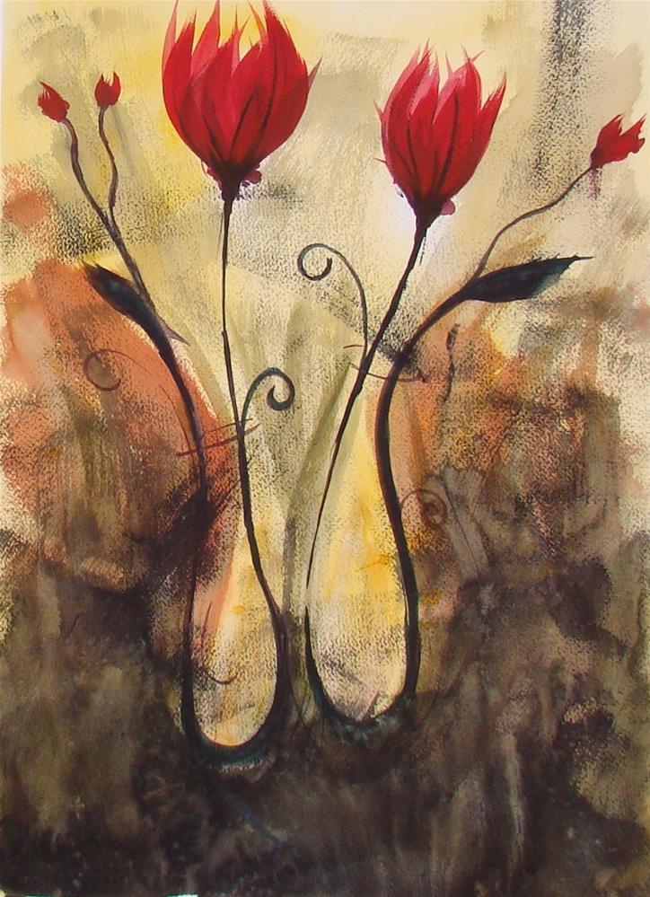 """""""Untitled"""" original fine art by Vito Cagnazzo"""