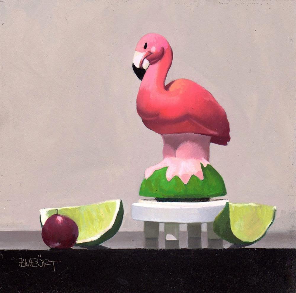 """""""#320 Tropical Fruit"""" original fine art by Brian Burt"""