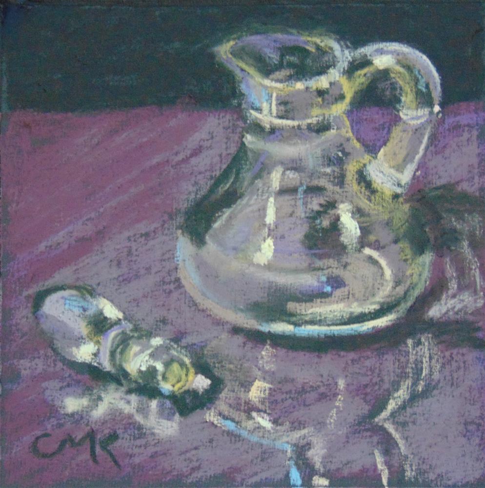 """Cruet"" original fine art by Catherine Kauffman"