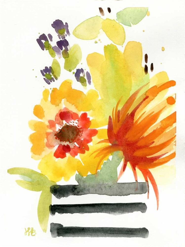 """""""Stuff of Life"""" original fine art by Heather Bennett"""
