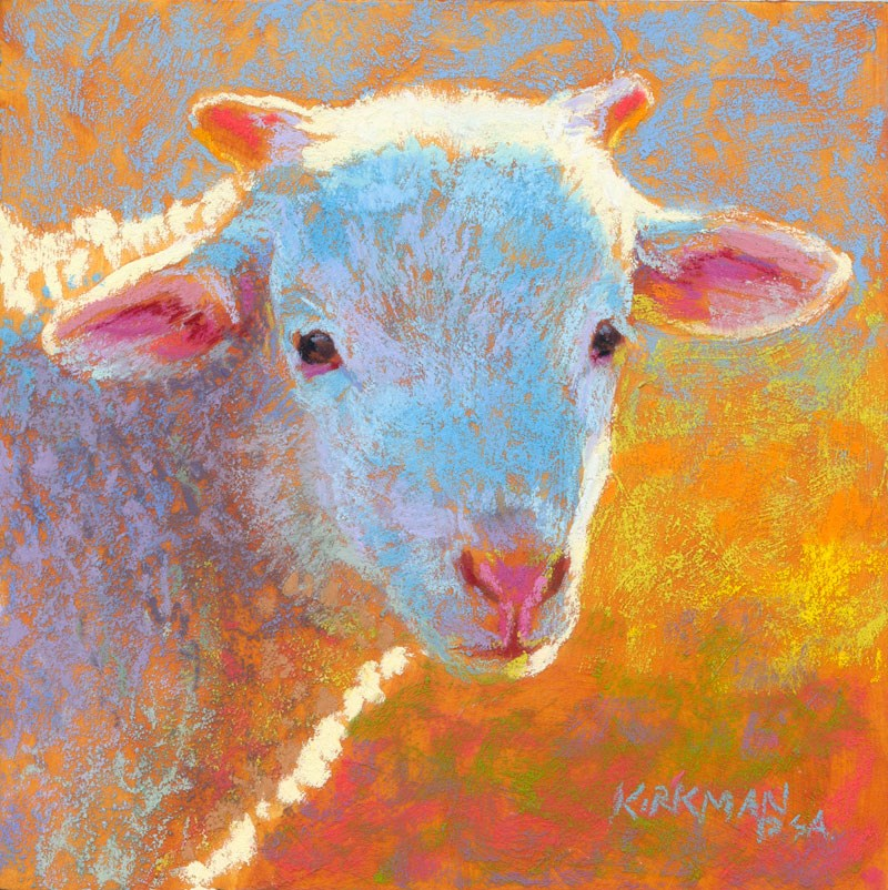 """Albin"" original fine art by Rita Kirkman"