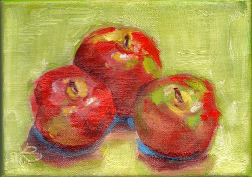 """Harvest"" original fine art by Kathy Bodamer"