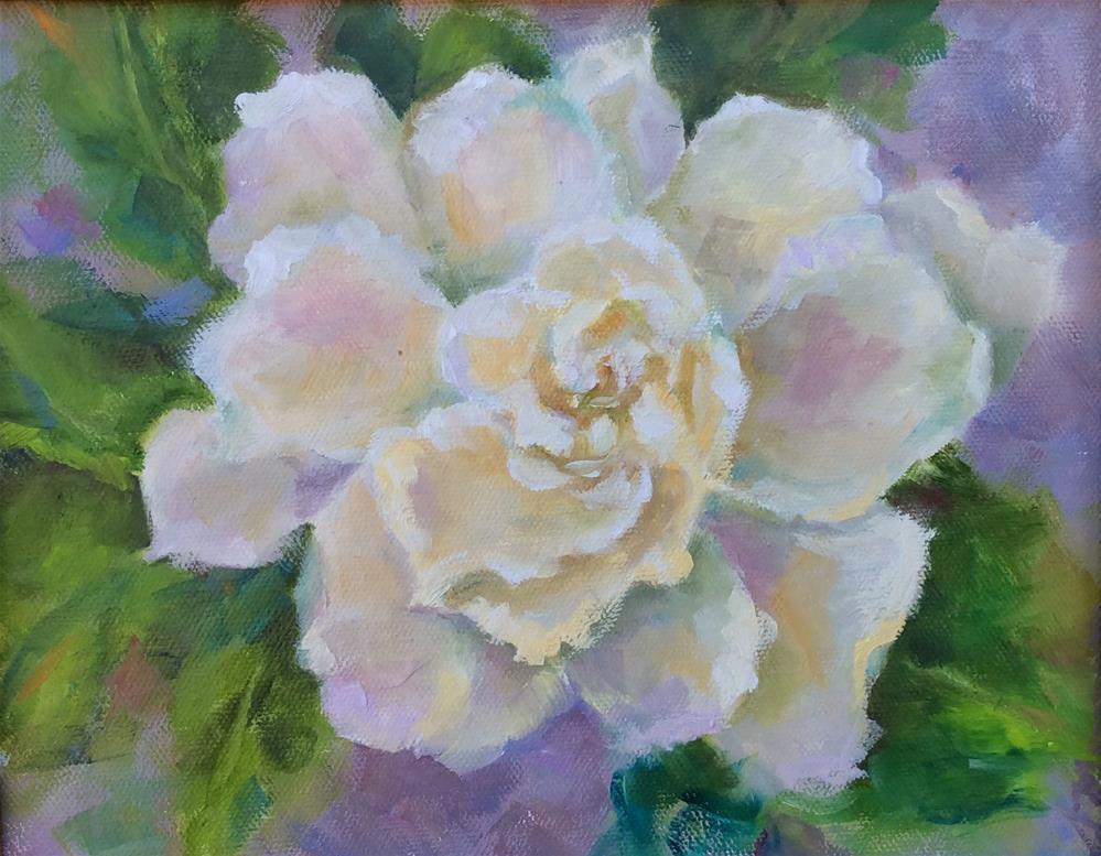 """Beauty"" original fine art by Susie Monzingo"