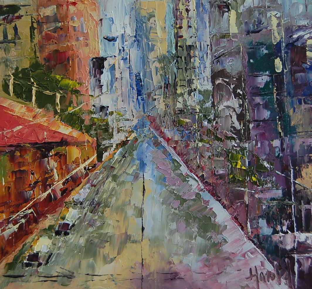 """""""After irene"""" original fine art by Deborah Harold"""