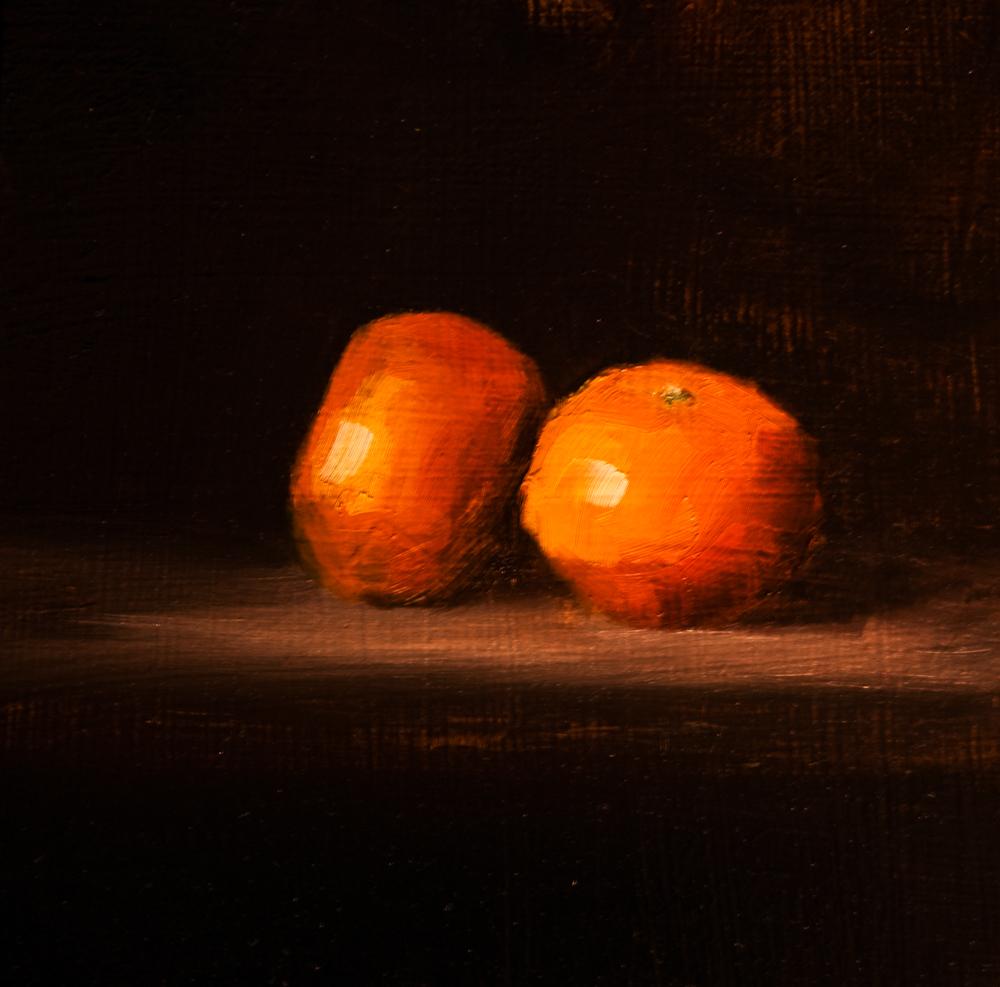 """""""Lean To"""" original fine art by Neil Carroll"""