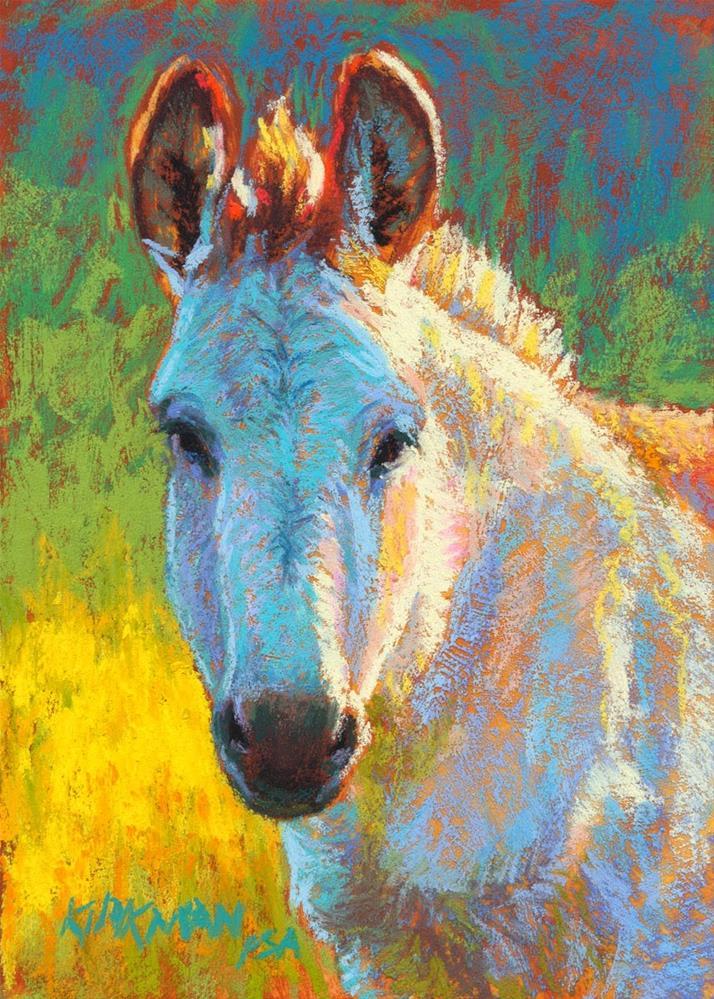 """Sundae"" original fine art by Rita Kirkman"