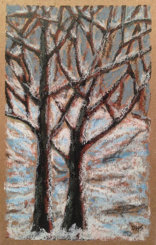 """""""Softened"""" original fine art by Dotty  Seiter"""