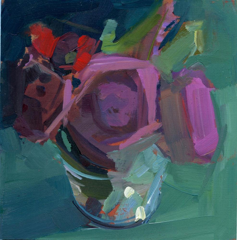 """Untitled"" original fine art by Lisa Daria"