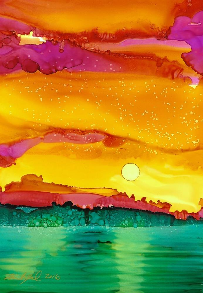 """Promises"" original fine art by Karen Wysopal"