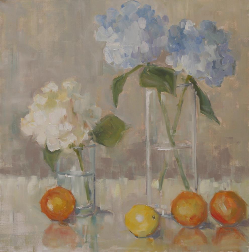 """""""let it be"""" original fine art by Carol Carmichael"""