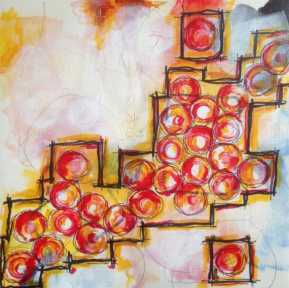 """""""A SNeries, Day 5"""" original fine art by Dotty  Seiter"""