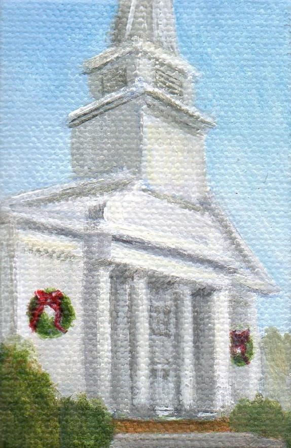 """Ornament #28"" original fine art by Debbie Shirley"