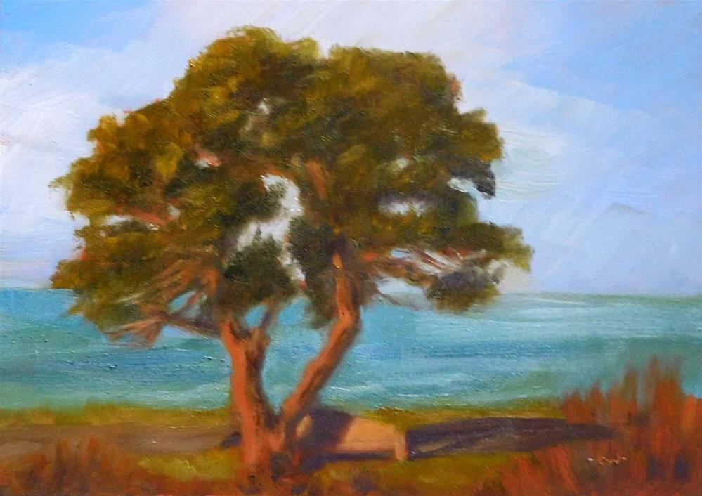 """""""Rest Spot"""" original fine art by Cietha Wilson"""