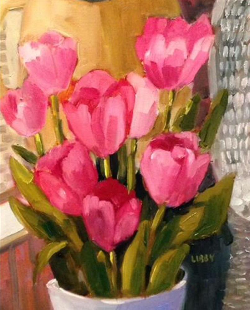 """""""Jubilee"""" original fine art by Libby Anderson"""