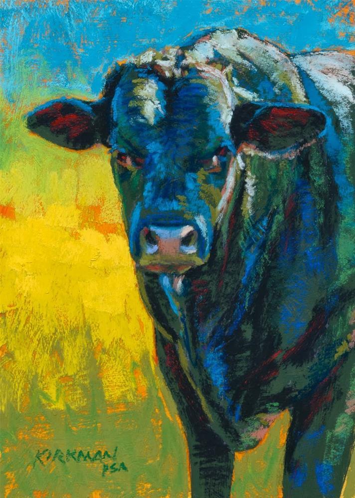 """""""Beaufort"""" original fine art by Rita Kirkman"""