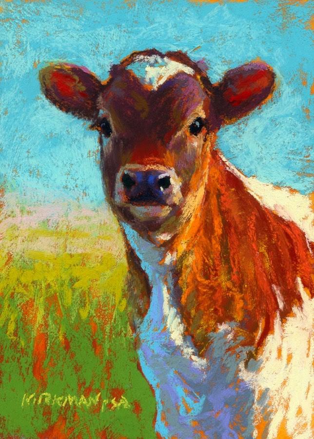 """Agave"" original fine art by Rita Kirkman"
