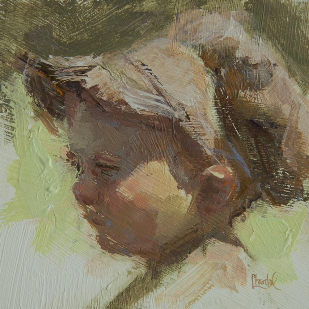 """This Child"" original fine art by Chantel Barber"