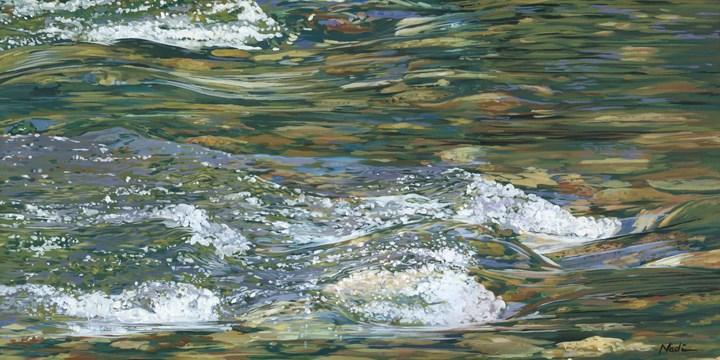 """Water"" original fine art by Nadi Spencer"