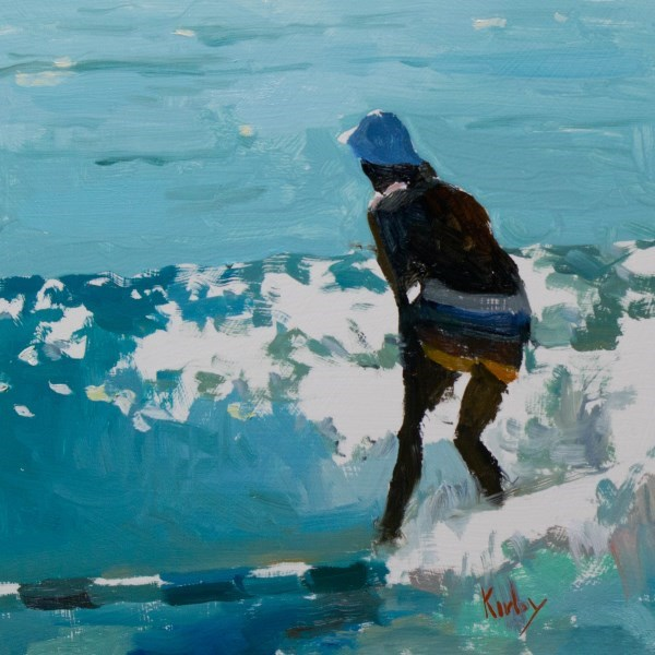 """Sunshine"" original fine art by Randall Cogburn"