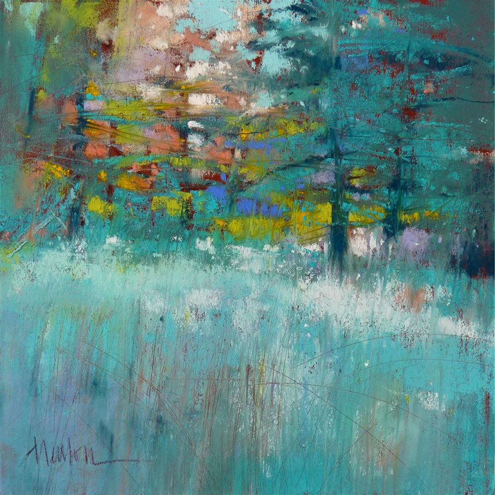 """Leavenworth Light"" original fine art by Barbara Benedetti Newton"