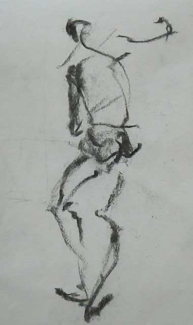 """""""20Jun-5"""" original fine art by Mitsuru Cope"""