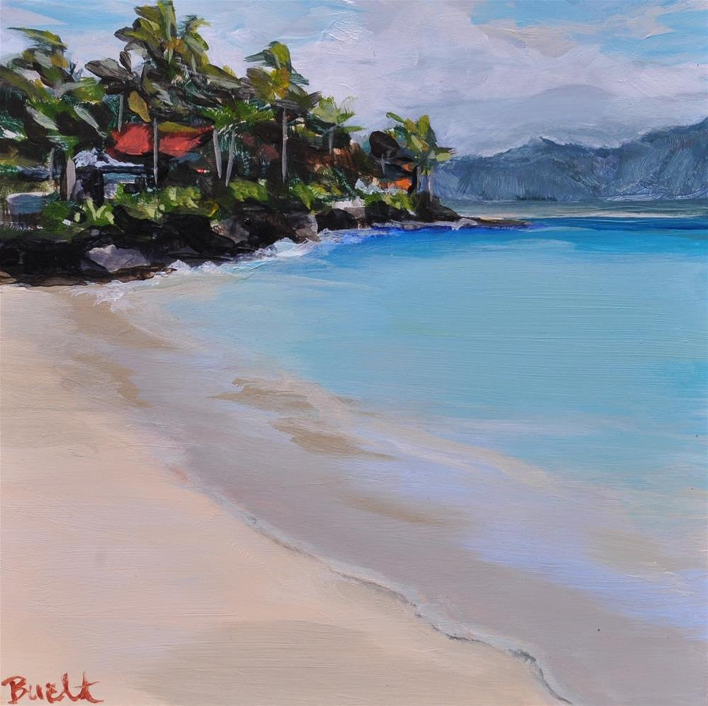 """Hawaii No Ka Oi"" original fine art by Shari Buelt"