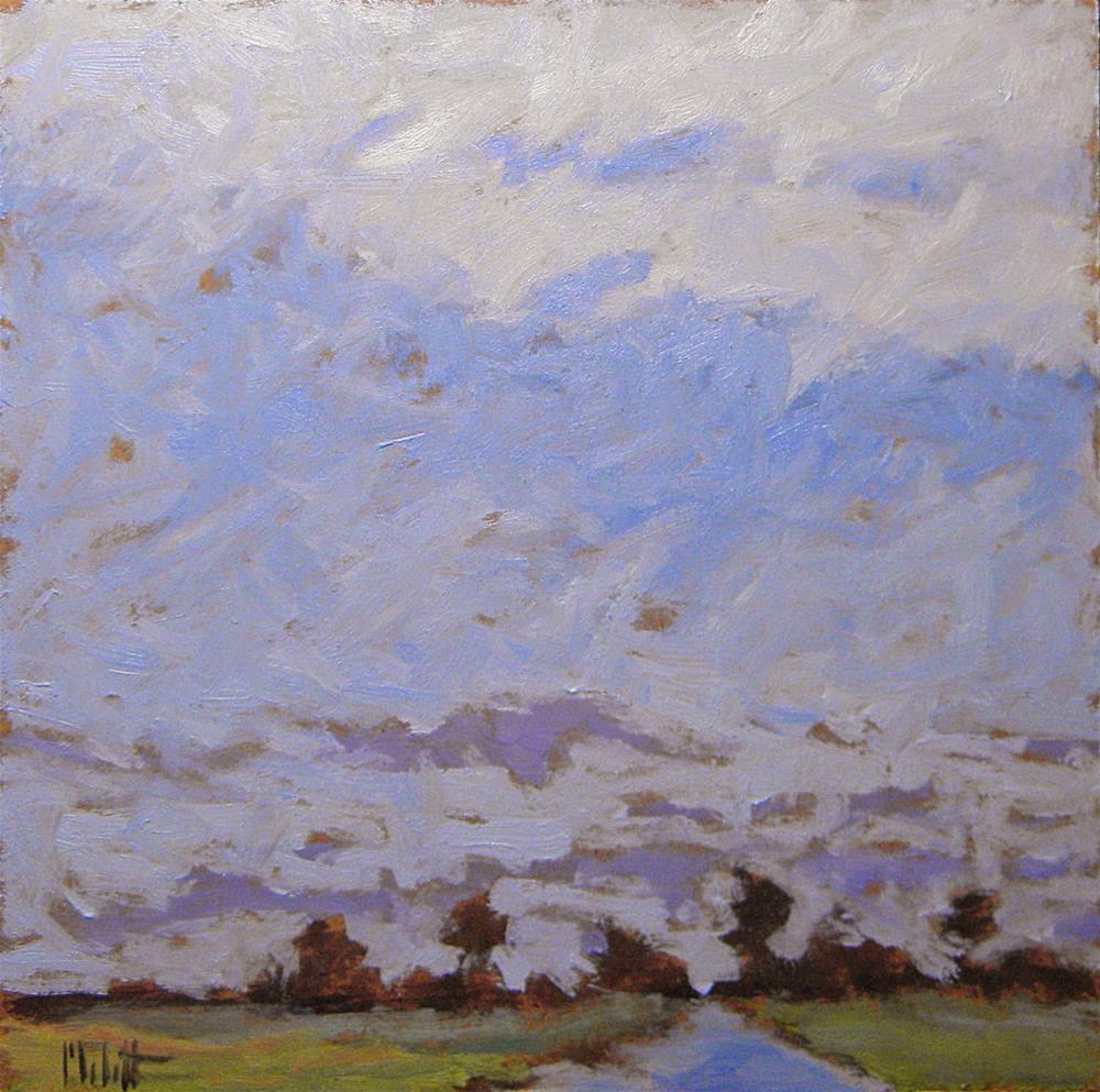 """""""Rural Impressions Skies Landscapes Heidi Malott"""" original fine art by Heidi Malott"""
