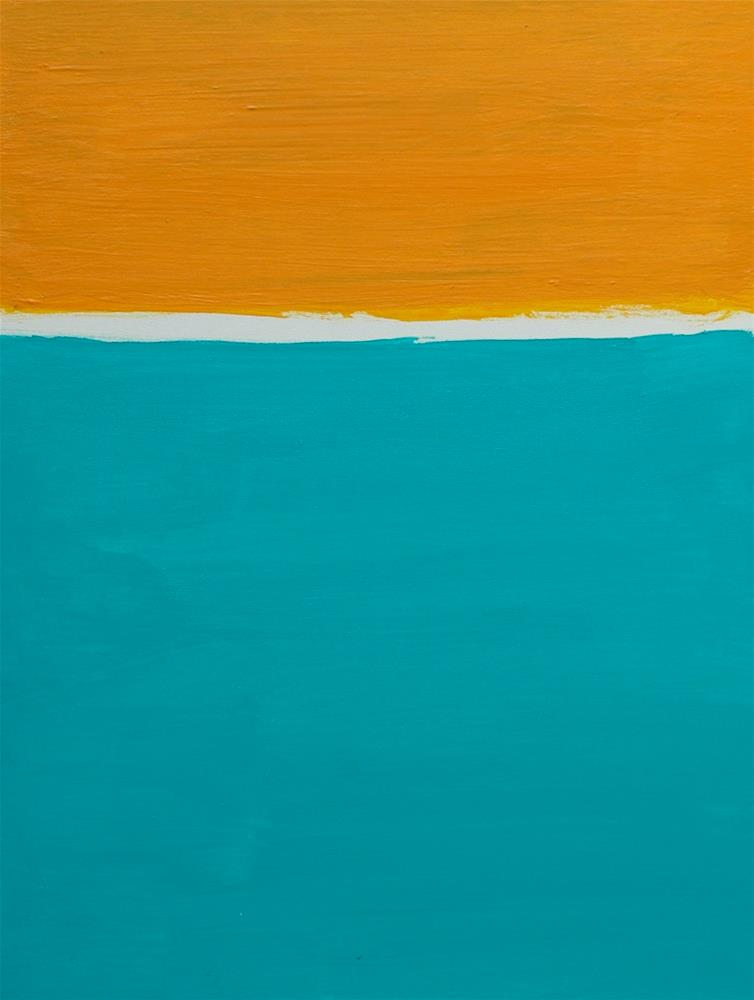 """Limone sur Garda (2)"" original fine art by Ulrike Schmidt"
