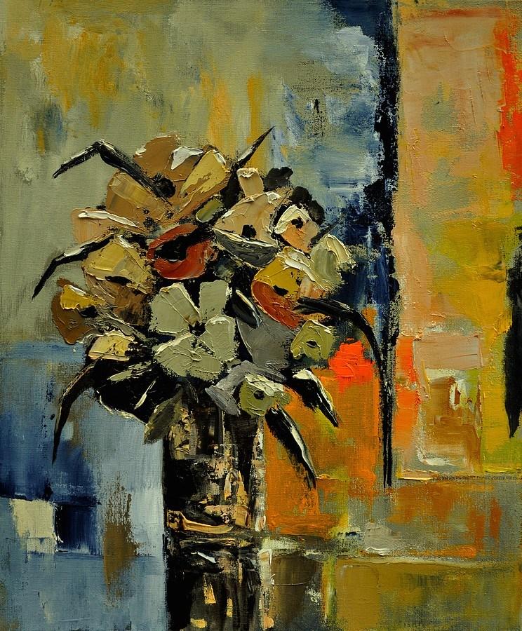 """""""still life 562111"""" original fine art by Pol Ledent"""