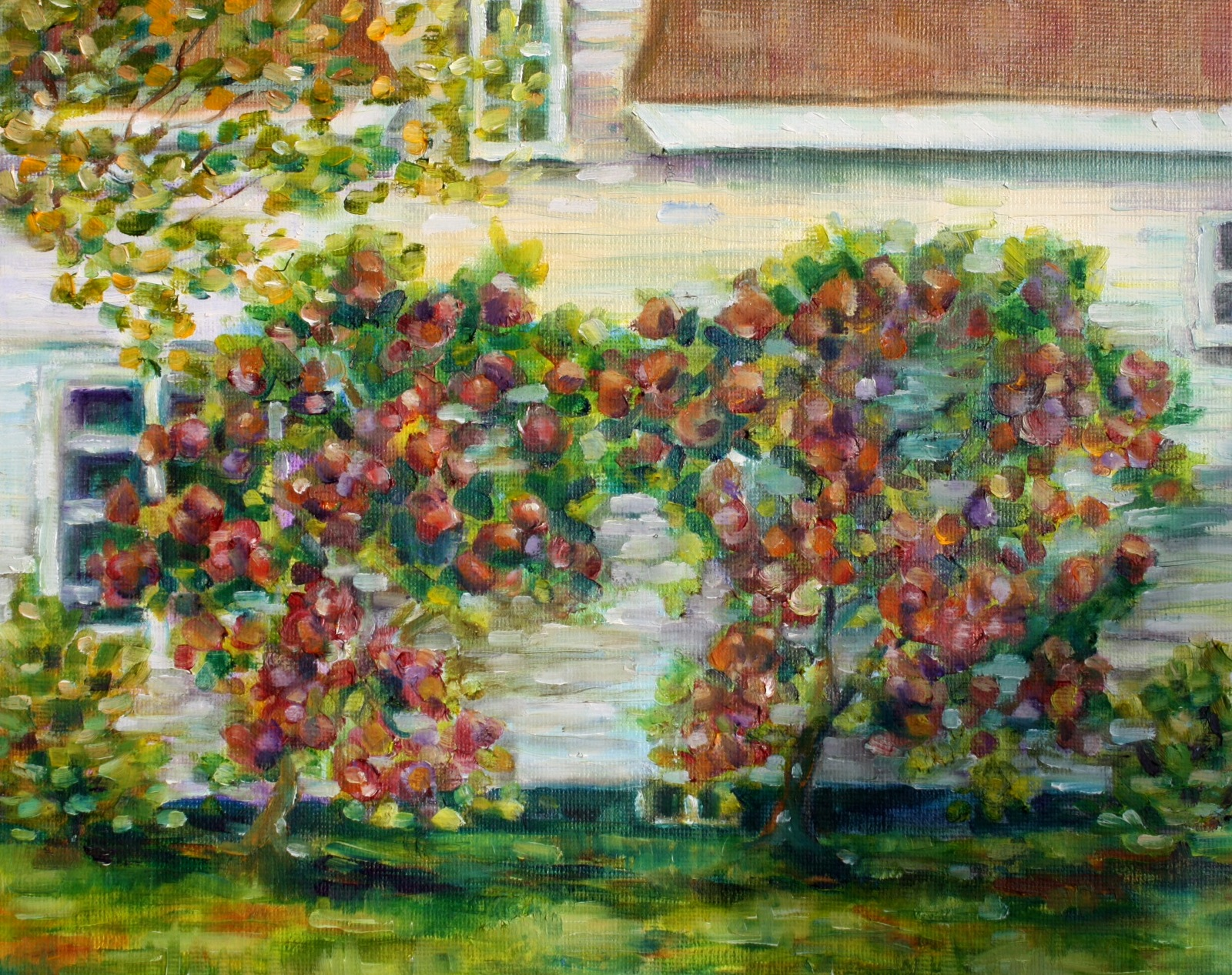 """Changes"" original fine art by Maggie Flatley"