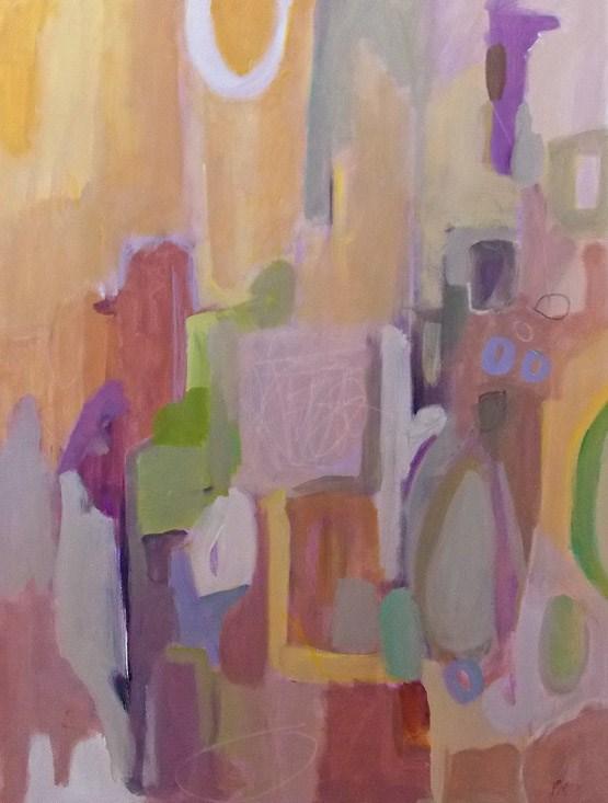 """""""Lucky Place"""" original fine art by Pamela Munger"""