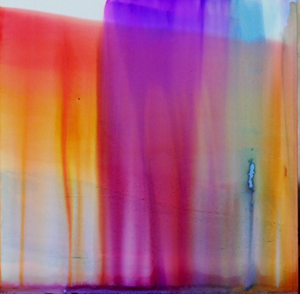 """Mirage 7"" original fine art by Vicki Wood"