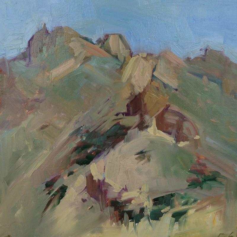 """Smith Rock Rocks!"" original fine art by Patti McNutt"