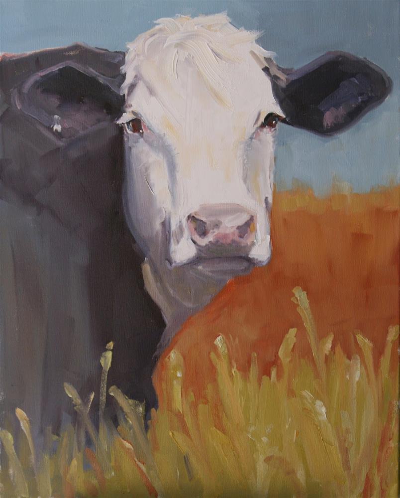 """""""sal"""" original fine art by Carol Carmichael"""